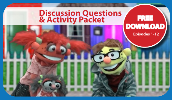 download discussion questions and activity packet free english version