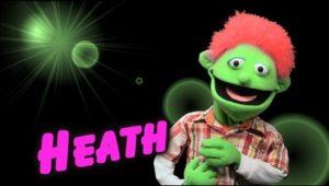 heath puppet