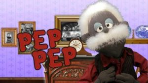 pep-pep puppet